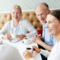 אילו מחלקות אנו יכולים למצוא בבתי אבות?
